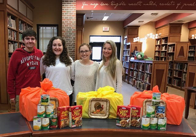 Miller Place High School Students Give Back to the Community