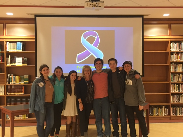 Miller Place Students Spread Mental Health Awareness