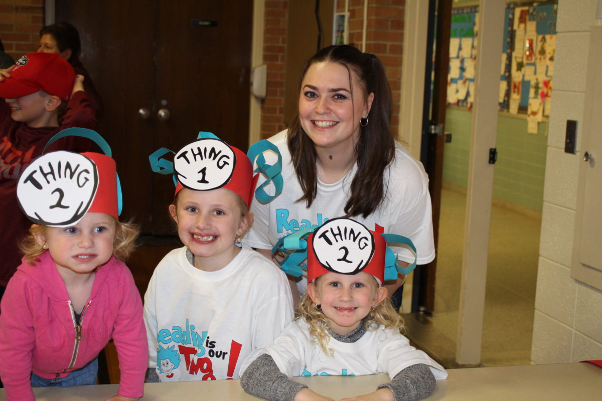 Miller Place Students Celebrate Reading with Dr. Seuss