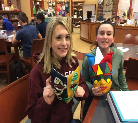 Miller Place Students Celebrate Italian Carnevale