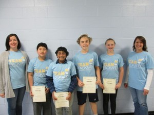 Miller Place Students Compete at Team Packard STEM Challenge