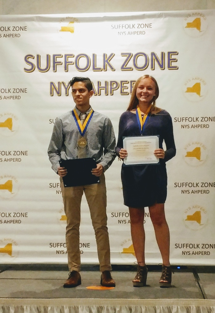 Two MPHS Students Receive ZONE Award